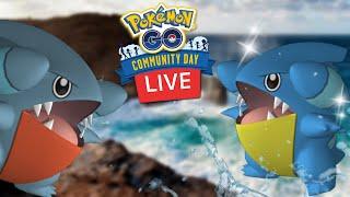 Shiny Gible Community Day Live Pokemon Go Part 2