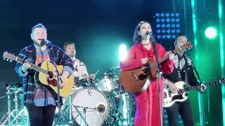 Crystals, Wars (NEW SONG), Dirty Paws - Of Monsters and Men on Jimmy Kimmel LIVE! 7/31/2019