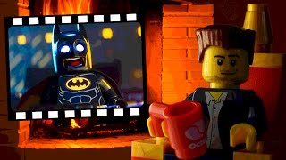 Посиделки с АВ #12: Новый трейлер Лего.Фильма о Бэтмене