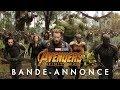 Avengers Infinity War Première Bande Annonce VF mp3