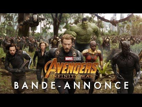 Avengers : Infinity War - Première bande-annonce (VF)