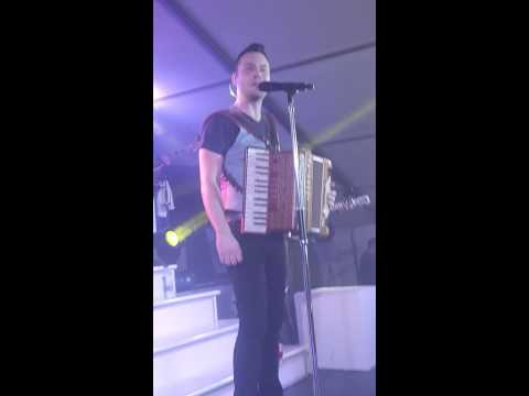 Nathan Carter:South Australia live