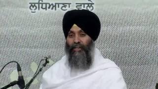 Poota Mata Ki Asis | Bhai Joginder Singh Riar  | Live | Shabad Gurbani | Kirtan | HD