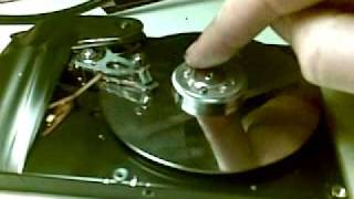 Morse Key Hard Drive