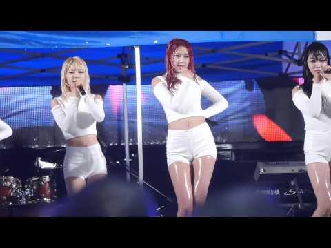 [Fancam/직캠]131109 해운대 가을음악회 AOA - 흔들려