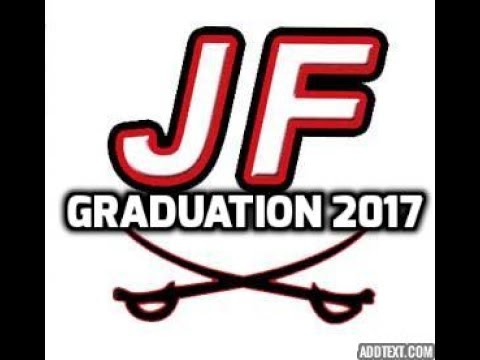 2017 Jefferson Forest High School Graduation Ceremony