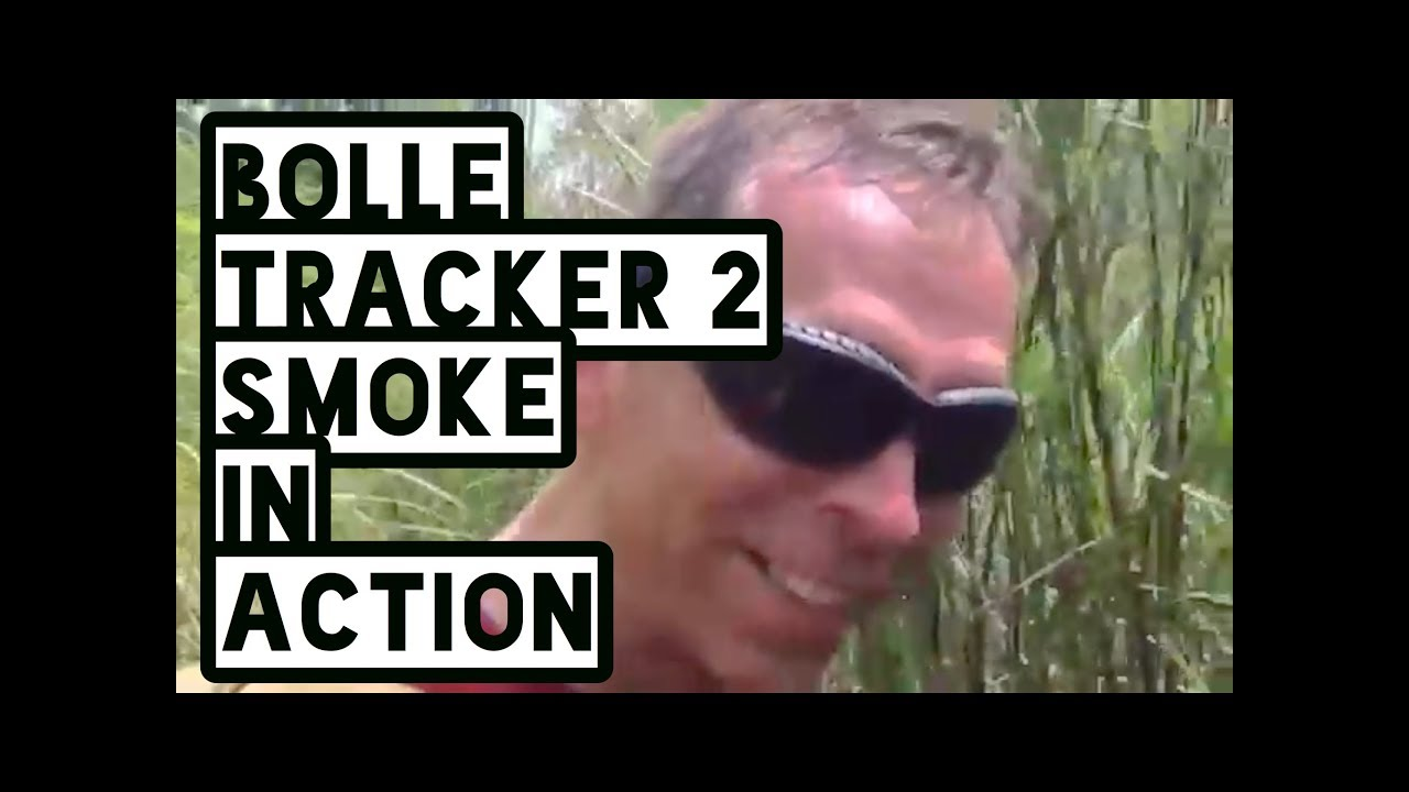 83599c57b70b IN ACTION - Bolle Tracker 2 TRACPSF Safety Goggles - Vented Smoke ...