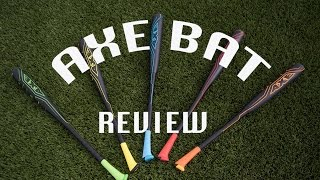 Axe Bat Review with Professional Baseball Player Justin Jackson