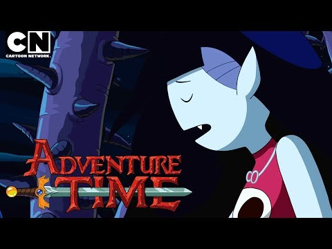 """Adventure Time   Marceline Sings """"Slow Dance With You""""   Cartoon Network"""