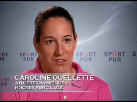 Sport pur - Caroline Oulette