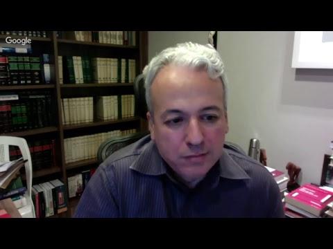 SÉRIE: DIALOGANDO JURÍDICO - ASC conversa com Henrique Neves da SILVA