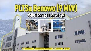 Jalan-jalan Infogatrik ke PLTSa Benowo: Solusi Sampah Surabaya