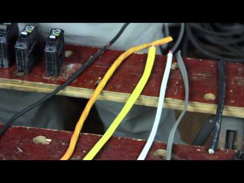 Electrical Wires & Breaker Sizes : Electrical Solutions