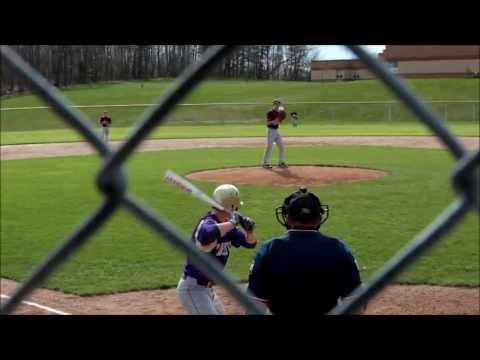 LHP Dylan Cyphert | vs. Karns City High School | April 30, 2013
