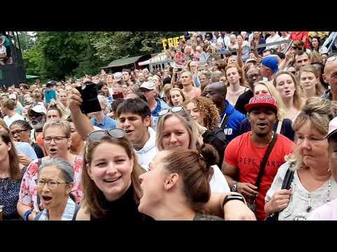 Kenny B live @ OpenLuchtTheater Vondelpark Amsterdam 28-07-2019