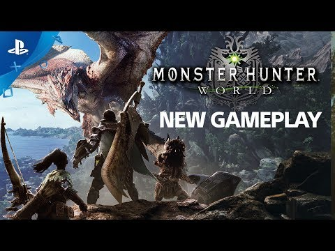 Monster Hunter: World - PS4 Gameplay Interview | E3 2017
