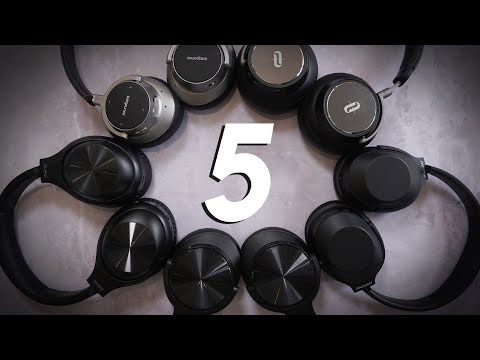 5 Best Budget Active Noise Cancelling Headphones 2019 | mrkwd tech
