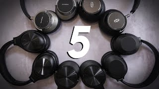 5 Best Budget Active Noise Cancelling Headphones 2020 | mrkwd tech