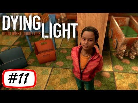 Dying Light | -- Zu Besuch im Kindergarten -- #11 [German]