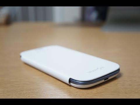 Samsung GALAXY S3 Flip Cover Case