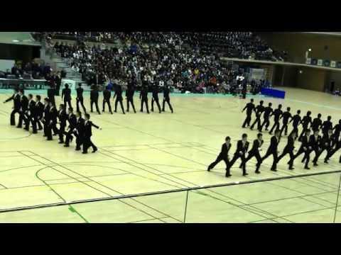Japanese Marching precision wowwwww