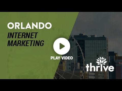 #1 Orlando SEO Company | Thrive Internet Marketing Agency