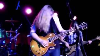 Joanne Shaw Taylor - Bluesfest 2014 - Manic Depression