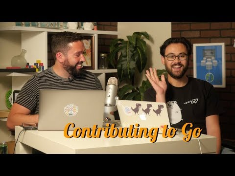 justforfunc #17: contributing to the Go project - YouTube