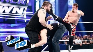 Top 10 SmackDown moments: WWE Top 10, April 14, 2016