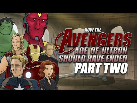 How The Avengers: Age of Ultron Should Have Ended - Part Two streaming vf