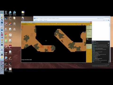 Dune 2: The Golden Path, random play with Frontliner