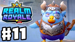 Chicken Attack! - Realm Royale - Gameplay Part 11 (PC)
