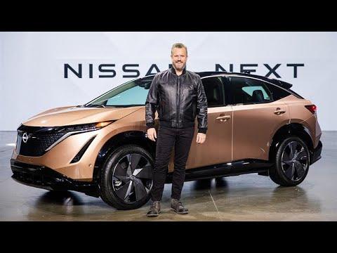 Nissan ARIYA LIVE Walkaround & Review