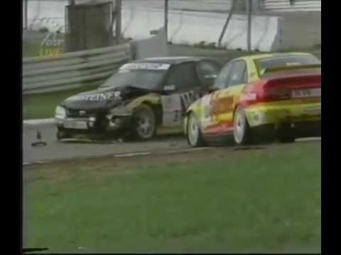 STW 1999 Hockenheim Abt & Alzen crash
