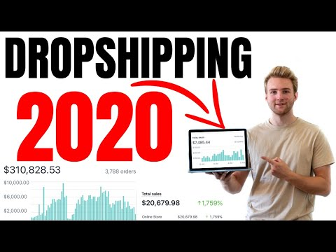 Dropshipping Into 2020 | What Beginners Should Know | Step-By Step Shopify Tutorial