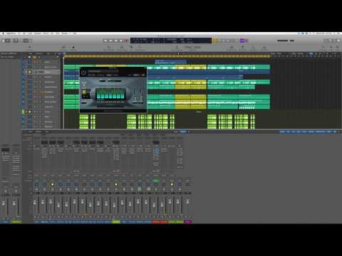 How to Export Stems For Mixing - Logic X