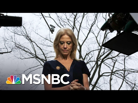 Kellyanne Conway's Media Missteps | AM Joy | MSNBC