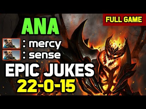 OMG! Ana Dagger and Euls SF Epic Juke Build - They Can't Catch him