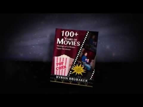 Book Trailer for 100+ Years of Movies: Musings of a Flixster Super Reviewer