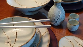 How to use Asian Tableware