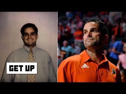 From ESPN Intern To Miami Hurricanes Football Coach: Manny Diaz Talks His Journey | Get Up