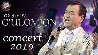 Gulomjon Yoqubov   2019 yilgi konsert dasturi  Ғуломжон Ёқубов   2019 йилги концерт дастури