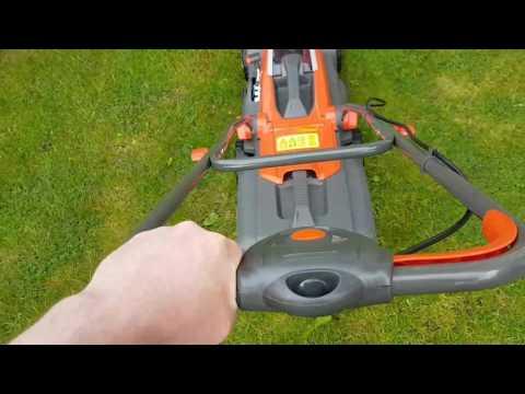 Flymo mighti - mo 300 li cordless lawn mower review part 2