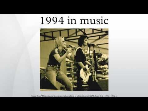 1994 in music