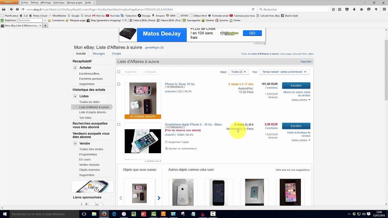 Comment acheter aux ench res sur ebay youtube for Acheter maison aux encheres