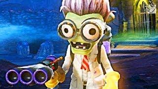 Гагатун впервые играет в Plants vs. Zombies: Garden Warfare на PC