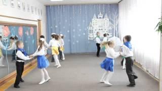 Танец Полька с хлопками