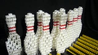 Bowling For Dominos (4800 dominoes) thumbnail