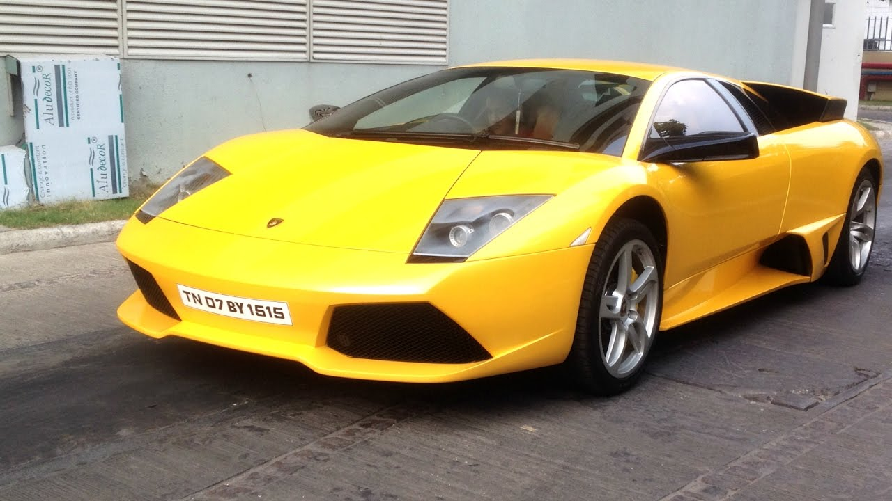 Supercars In Kolkata Lamborghini Murcielago Gallardo Iss Aston