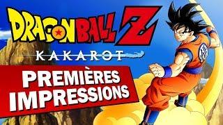 DRAGON BALL Z KAKAROT : Premières impressions   GAMEPLAY FR